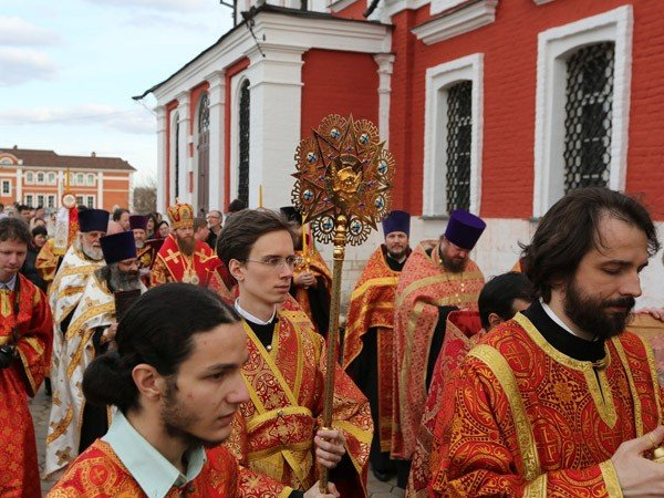 Православный приход Свято-Никольского храма станицы Медведовской Религия