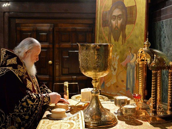 Православный приход Свято-Вознесенского храма Религия